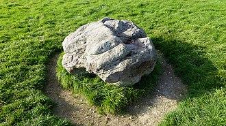 Cuckoo Stone - Image: The Cuckoo Stone, Wiltshire