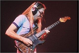 Jeff Baxter American musician