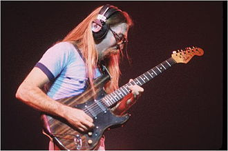 "Steely Dan - Guitarist Jeff ""Skunk"" Baxter left Steely Dan in 1974 when they ceased performing live and began working in the studio exclusively."