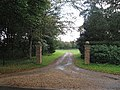 The Driveway To Old Hall - geograph.org.uk - 276674.jpg