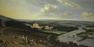 The Earl of Rochester's House, New Park, Richmond, Surrey