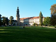 The Grand-Ducal Palace, Weimar