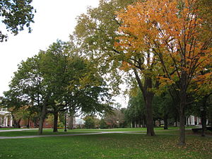 Walnut Hill, Medford, Massachusetts - The Green Tufts University
