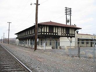 "Seligman, Arizona - ""Havasu Harvey House"", the former Seligman Harvey House (1905−2008)."