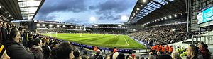 The Hawthorns - Image: The Hawthorns 2013 12 21