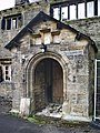 The Holme, Holme Chapel, Porch - geograph.org.uk - 770270.jpg
