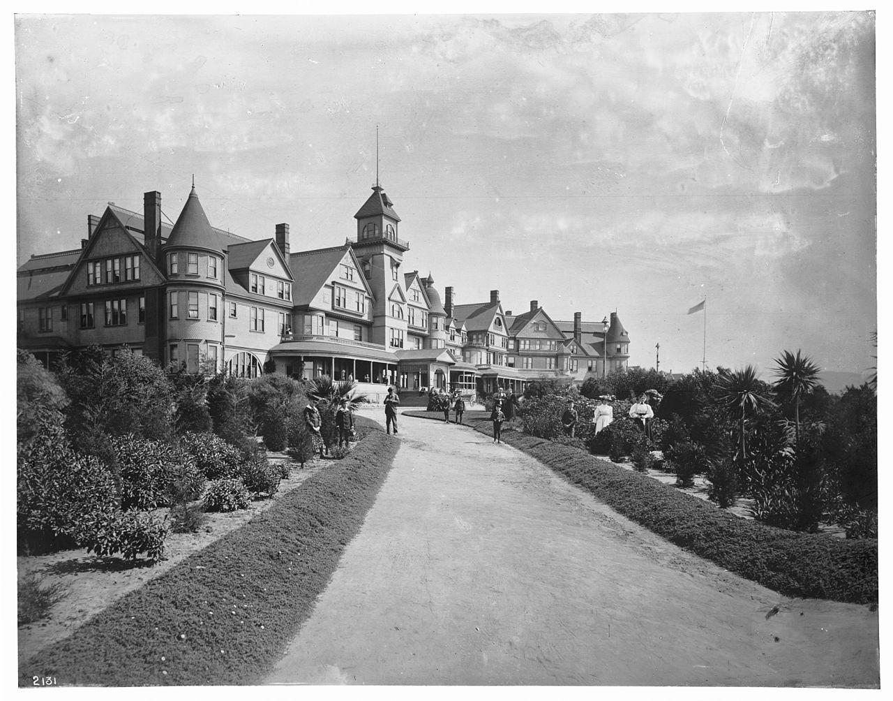 File The Hotel Redondo Ca 1900 Chs 2131 Jpg Wikimedia