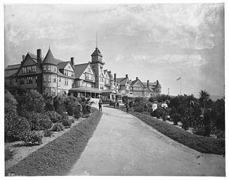 Hotel del Coronado - The Hotel Redondo, ca.1900
