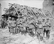 The Hundred Days Offensive, August-november 1918 Q7163