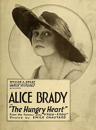 A Hungry Heart - film poster