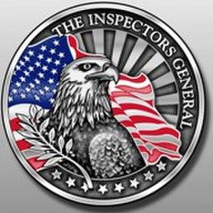 Inspector general - General IG emblem