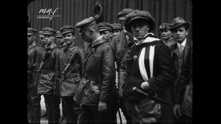 band of Communist enforcers formed to support the Hungarian Soviet Republic of 1919