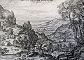 The Phillip Medhurst Picture Torah 113. Hagar and Ishmael. Genesis cap 21 v 17. Borcht.jpg