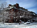 The Phillips Collection - Blizzard of 2010.JPG