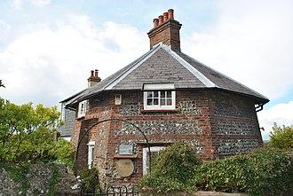 Leonard Woolf - The Round House, Lewes, 2017