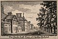 The Royal Hospital, Chelsea; view of the north facade, looki Wellcome V0012920.jpg