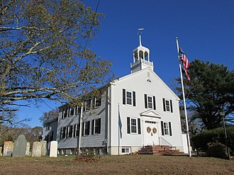 Manomet, Massachusetts - The Second Church of Plymouth at Manomet