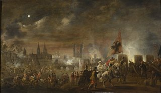 The Siege of Magdeburg (1631)