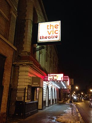 The Vic Theatre - The Vic