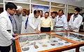 The Vice President, Shri M. Venkaiah Naidu visiting the Drug Repository, at the Indian Institute of Integrative Medicine, in Jammu, J&K.JPG