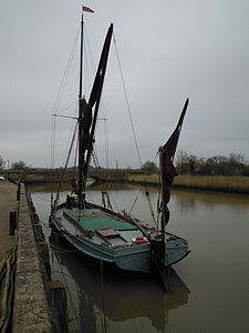 The Wherry Cygnet 8 April 2012.JPG