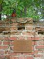 The jewish cemetery of Warszawa-Radość - Sign.jpg