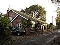 The old school house, Davenport Park Lane - geograph.org.uk - 1567564.jpg