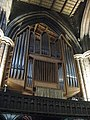 The organ, Hexham Abbey - geograph.org.uk - 733966.jpg