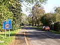 The road to Compton Bassett, Lower Compton - geograph.org.uk - 275906.jpg