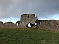 The stone work - Ballymoon Castle.jpg