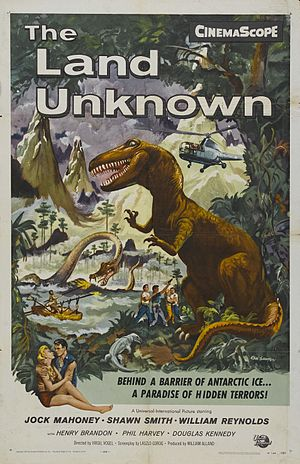 The Land Unknown - Image: Thelandunknownposter