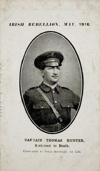 Thomas Hunter (Irish politician) - Image: Thomas Hunter