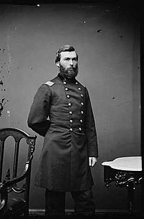 Thomas H. Ruger Union United States Army general