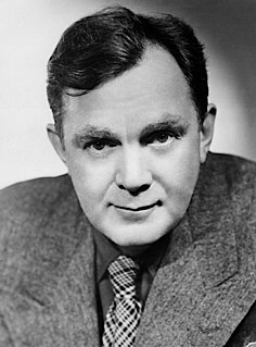 Thomas Mitchell (actor) American actor and writer