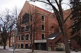 University of North Dakota School of Law - Thormodsgard Law Library