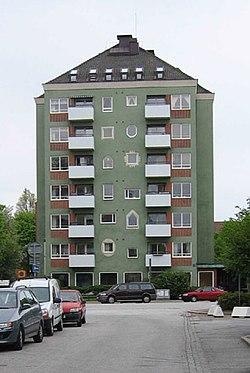 dominerande chinesse rött hår i Malmö