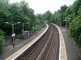 Thornliebank railway station - geograph.org.uk - 1352358.jpg