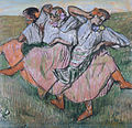Three Russian Dancers, by Edgar Degas.jpg