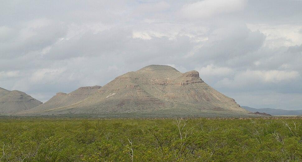 Threemile Mt 2008