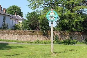 Thursley - Image: Thursley, Surrey