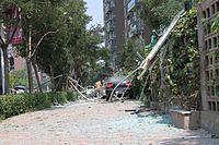 Tianjin explosie verwoeste gebouwen (5) .jpg