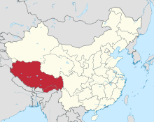 Tibet in China (all claimed).svg