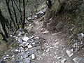 Tiger Leaping Gorge trail 32.JPG