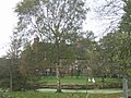 Timbered building with duck pond - geograph.org.uk - 276654.jpg