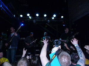 Times of Grace - Times of Grace live in Baltimore MD in February 2011