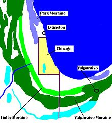 Dating glacial moraines wisconsin