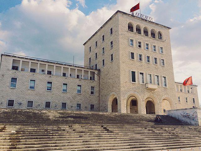 Tirana University (April 2014)