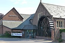 Tiverton , TIverton Museum - geograph.org.uk - 1282693.jpg