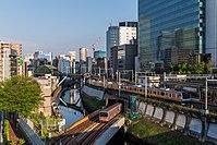 Tokyo Metro and JR East at Ochanomizu, Tokyo.jpg