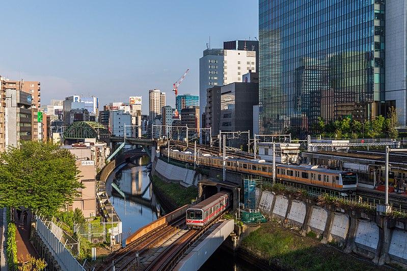 Como se deslocar em Tokyo